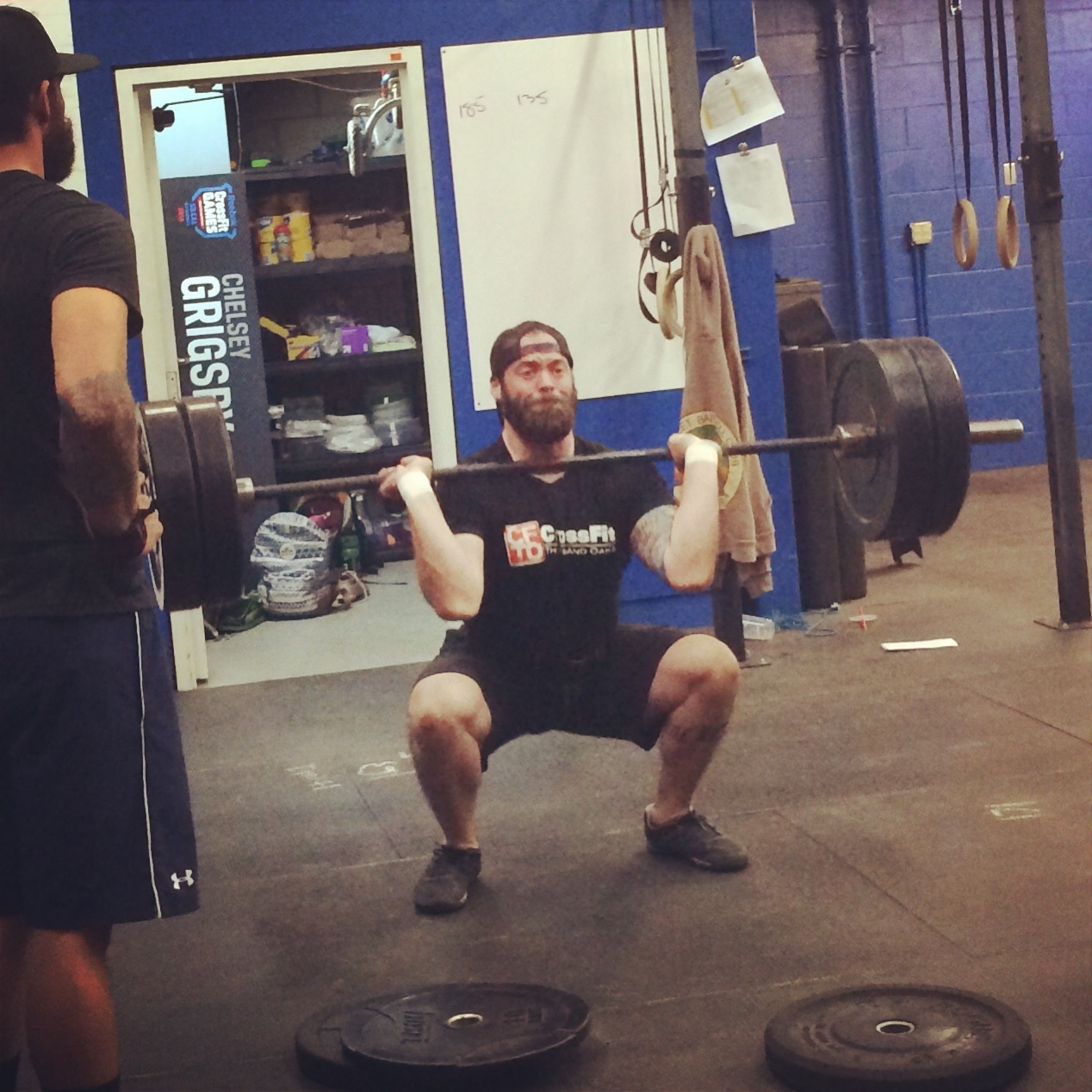 Crossfit iron industry our team i was 13 years old when i first really started working out i wanted to prepare myself for playing football and looking at me simply would tell you how xflitez Images